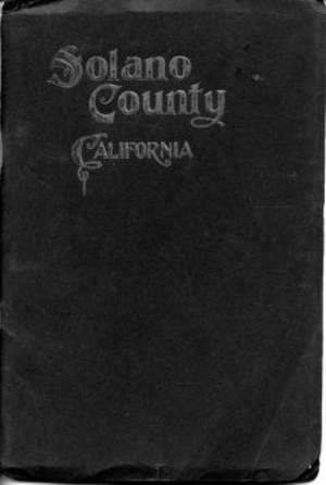 Solano County California 1905