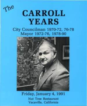 The Carroll Years - 1970 to 1990
